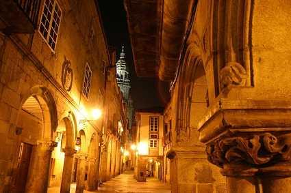 Spanish pilgrimage hike 3: Santiago de Compostela