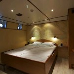 Starboard cabin bed&breakfast Katharine Barcelona