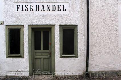 Travel Photo: Abandoned Old Swedish Fish Store