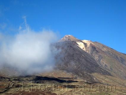 tenerife-teide-peak1, Canary Island, Spain