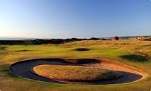 Golf Travel: Turnberry bunker, UK