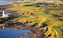 Golf Travel: Turnberry, Lighthouse, UK