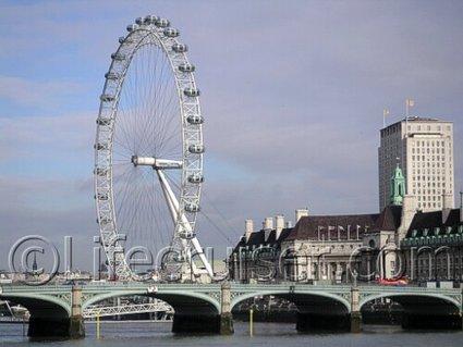 UK Travel: London Eye