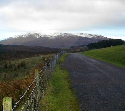 UK: Scottish Highlands